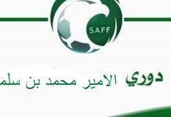 دوري الأمير محمد بن سلمان : منافسات الجولة الـ 23 تختتم غداً