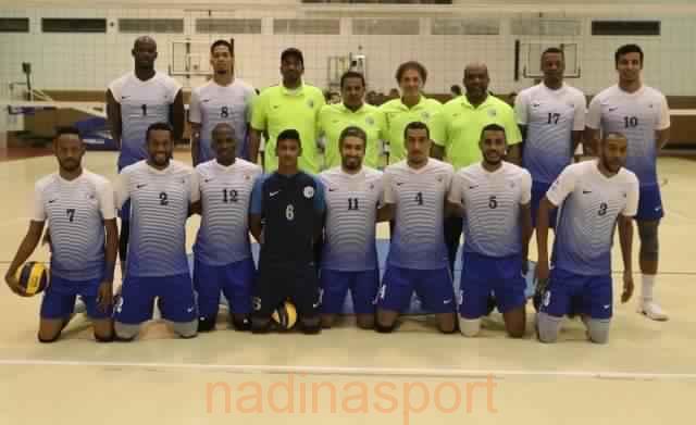 البطولة العربية لكرة الطائرة: الهلال السعودي يتأهل لنصف النهائي
