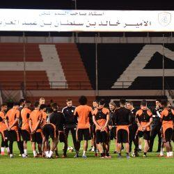 الهلال يواصل استعداداته لمواجهة الفيصلي بمشاركة لاعبي المنتخب