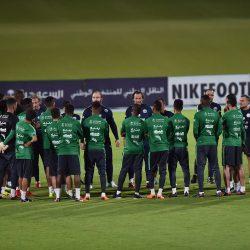 الأخضر يفتتح تدريباته ضمن معسكره الإعدادي بجدة تحضيراً لنهائيات كأس العالم 2018