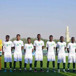 الأخضر الشاب يتغلب في افتتاحية مشاركته ببطولة دبي الدولية الودية على منتخب تايلاند