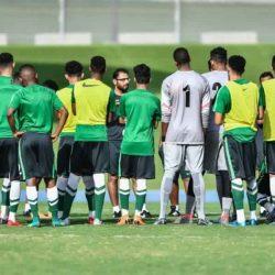 الأخضر الأولمبي يواجه نظيره المصري ودياً غداً في جدة