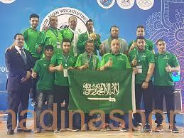 أخضر الأثقال يفتتح مشاركته في بطولة غرب آسيا غدا في المنامة