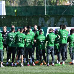 المنتخب السعودي يفتتح تدريباته في معسكره بأسبانيا