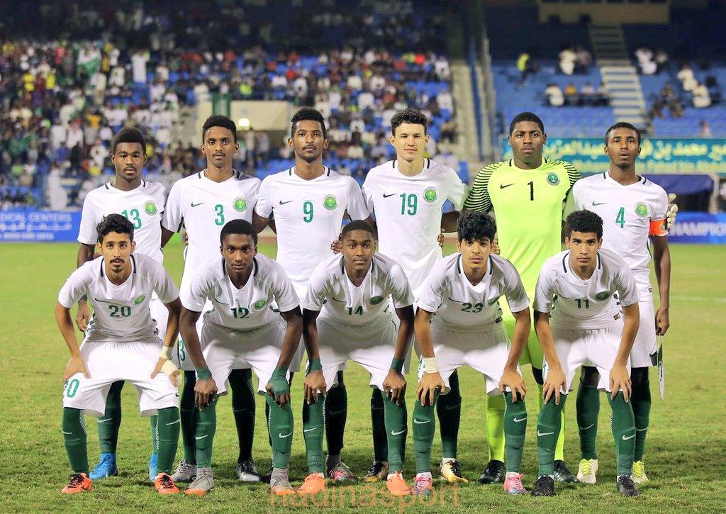 الأخضر الشاب يشارك في بطولة دبي الدولية ضمن برنامجه الإعدادي لبطولة كأس آسيا