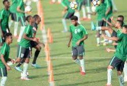 المنتخب السعودي الأول لكرة القدم يواصل تدريباته في ماربيا