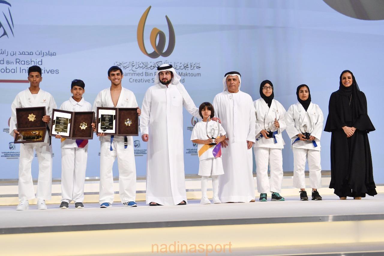 جائزة محمد بن راشد آل مكتوم للإبداع الرياضي تستلم المزيد من ملفات الترشح للدورة العاشرة