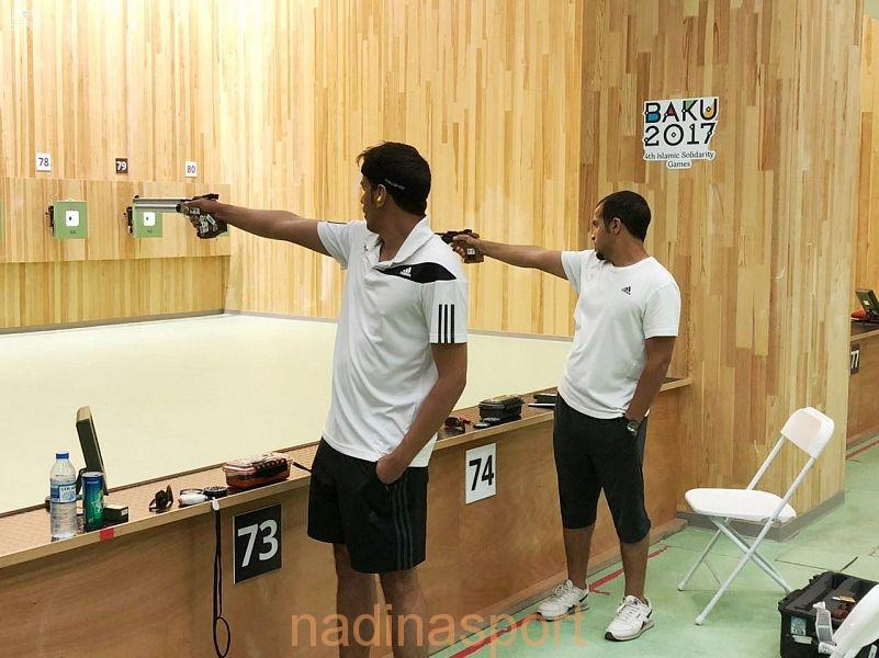 أذربيجان وإيطاليا تجهزان المنتخب السعودي للرماية في دورة الألعاب الآسيوية بجاكرتا
