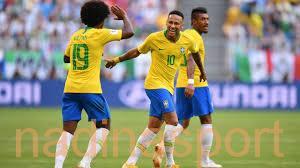 كأس العالم 2018 : منتخب البرازيل يواجه بلجيكا غدًا في دور ربع النهائي