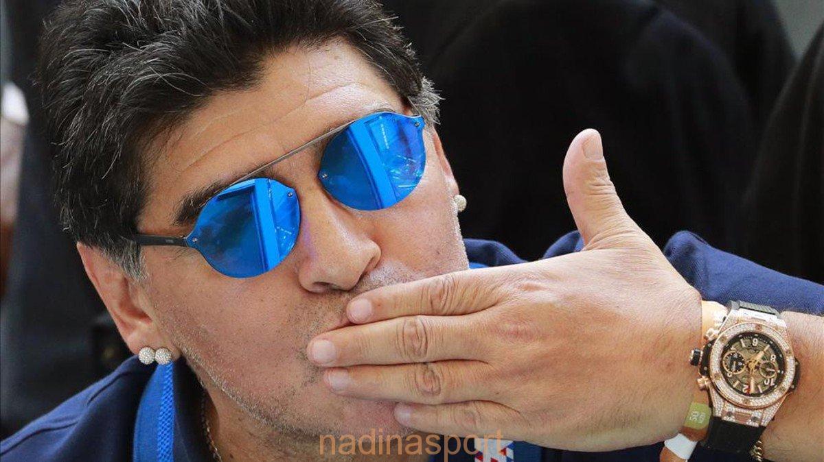 مارادونا يعتذر للفيفا