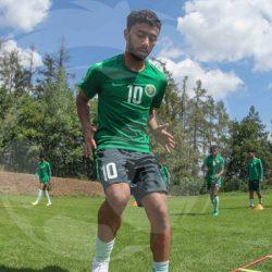 منتخبنا الوطني تحت 21 عامًا يواصل تدريباته في معسكره بالتشيك