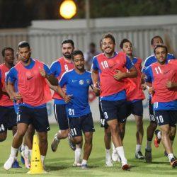 منتخب الناشئين يختتم معسكره في جدة استعداداً لتصفيات كأس آسيا