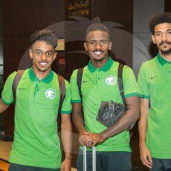 انطلاق معسكر المنتخب الأولمبي في الرياض قبل المغادرة إلى التشيك