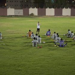 أخضر الاحتياجات يختتم معسكر الرياض ويغادر السبت إلى التشيك