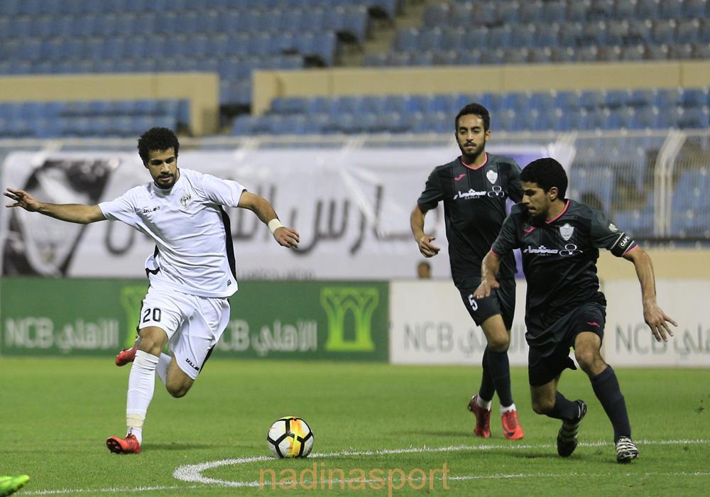 ادارة نادي هجر تمدد عقد لاعب الفريق الأول عبدالعزيز المطير