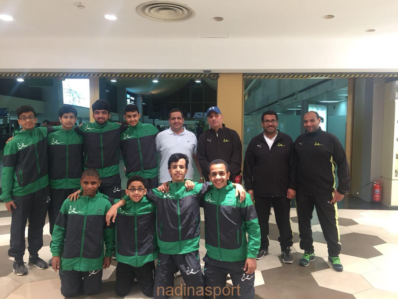 المنتخب السعودي للمبارزة يبدأ الجولة الاسيوية في الصين