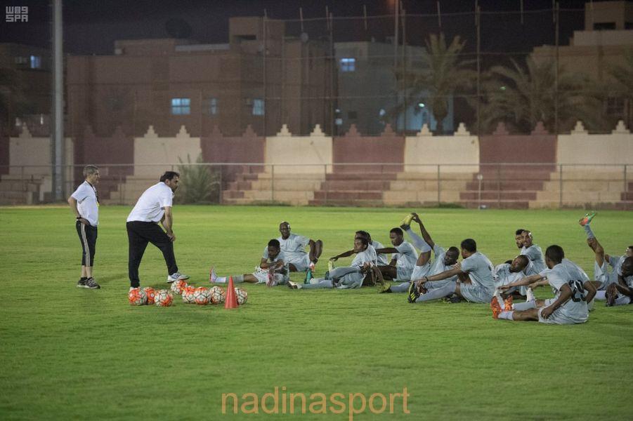 المنتخب السعودي لكرة القدم للاحتياجات الخاصة يواصل الإعداد لكأس العالم