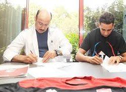 السد ينهي صفقة اللاعب التونسي