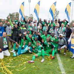 المنتخب السعودي للاحتياجات الخاصة لكرة القدم يتوج بكأس العالم للمرة الرابعة على التوالي