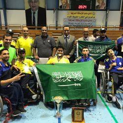 المنتخب السعودي لذوي الاحتياجات الخاصة يستهل مشواره في بطولة العالم بفوزه على نظيره الروسي 5 – 1