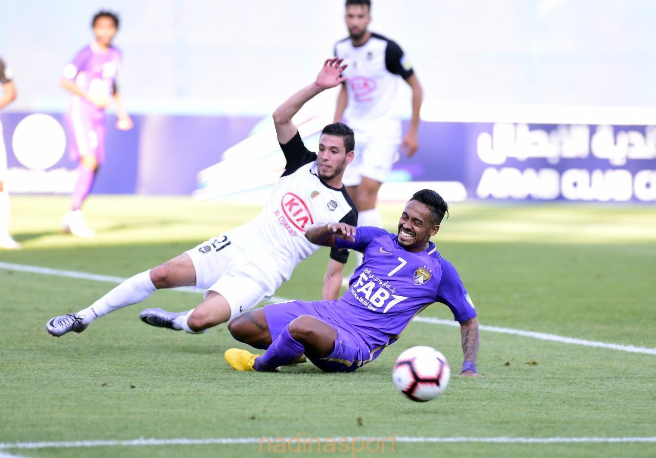 وفاق سطيف الجزائري يكسب العين الإماراتي في مواجهة الذهاب