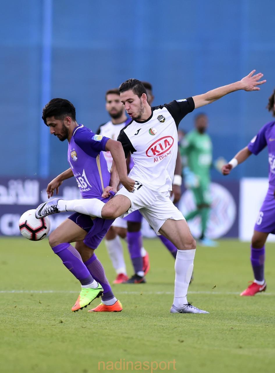 وفاق سطيف الجزائري يتأهل إلى دور الـ 16