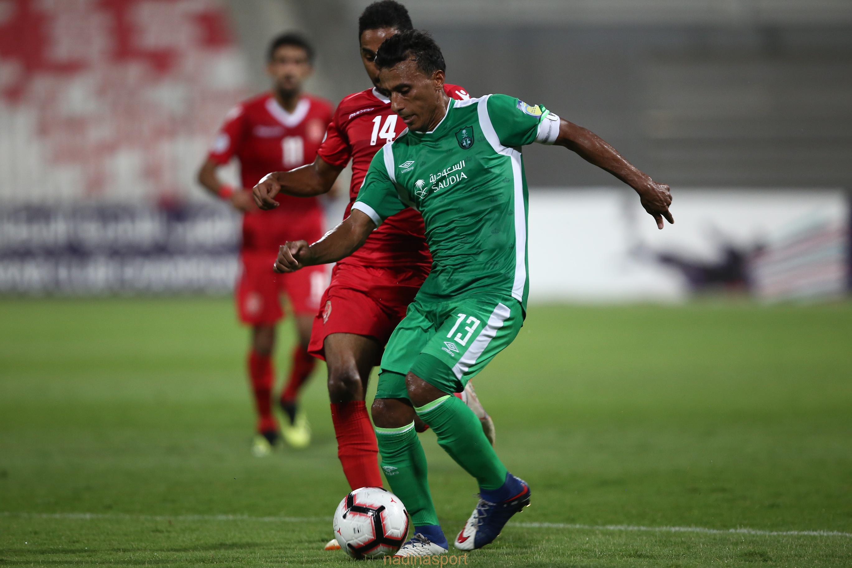 """الأهلي السعودي يستضيف المحرق البحريني في جدة في """"منعطف التأهل"""""""