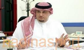 تصريح لطلال ال الشيخ  لمدير بطولة كأس العرب للأندية الابطال