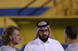سعد الشهري يبدأ مهامه مع فريق الإتحاد