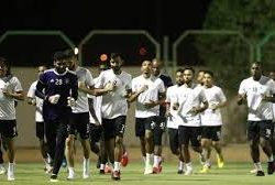 النصر يواصل تدريباته بقيادة كارينيو