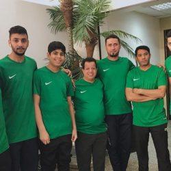 تأهل فريق الرجاء المغربي إلى دور الـ 16 من كاس زايد