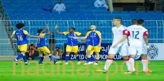 النصر السعودي يتأهل إلى دور الـ 16 من بطولة كأس زايد للأندية الأبطال
