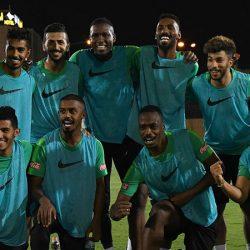 المنتخب الوطني الأول يختتم استعداداته لمواجهة بوليفيا الإثنين في الرياض
