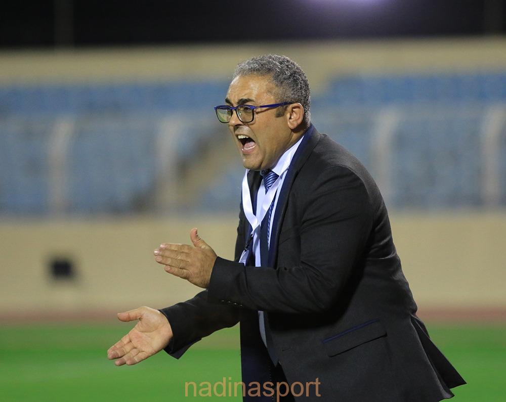 #العدالة يجدد الثقة في المدير الفني التونسي رضا جدي