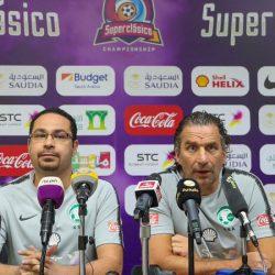 ثنائي البرازيل: مستوى المنتخب السعودي لم يفاجئنا.. ونيمار قائد مثالي
