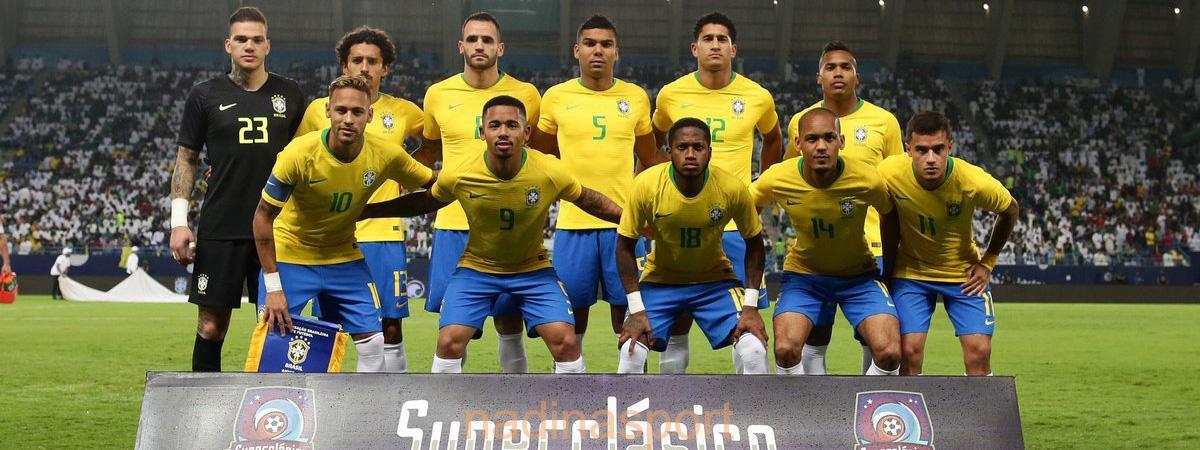 """نجوم البرازيل والأرجنتين يحتفلون بأجواء """"سوبر كلاسيكو"""" عبر مواقع التواصل الاجتماعي"""