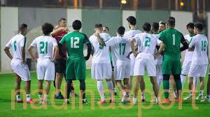 #المنتخب العراقي يواصل تحضيراته لمواجهة الأخضر