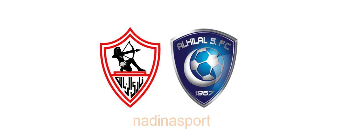 مدربا الهلال والزمالك يعقدان مؤتمرًا صحفيًا الجمعة للحديث عن مباراة السوبر السعودي المصري