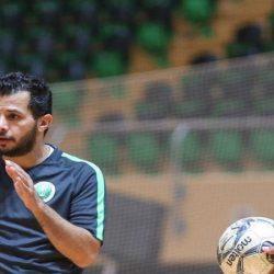 رئيس الاتحاد السعودي لكرة القدم يزور تدريبات منتخبنا الوطني الأول