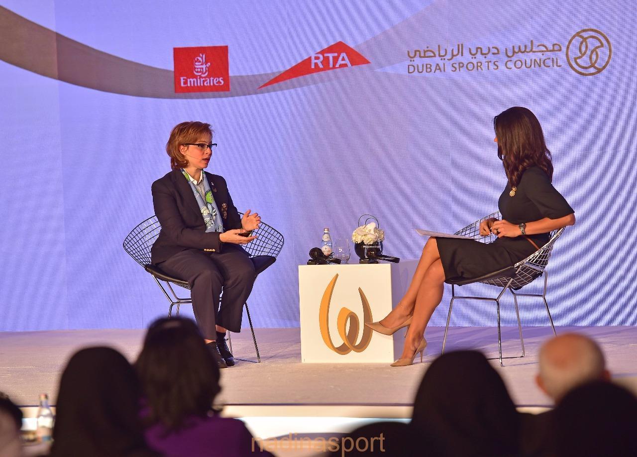 ثلاث جلسات في ندوة دبي الدولية للإبداع الرياضي 31 الجاري