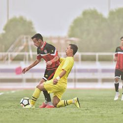 3 انتصارات في ختام الجولة الثانية من دوري الدرجة الثانية