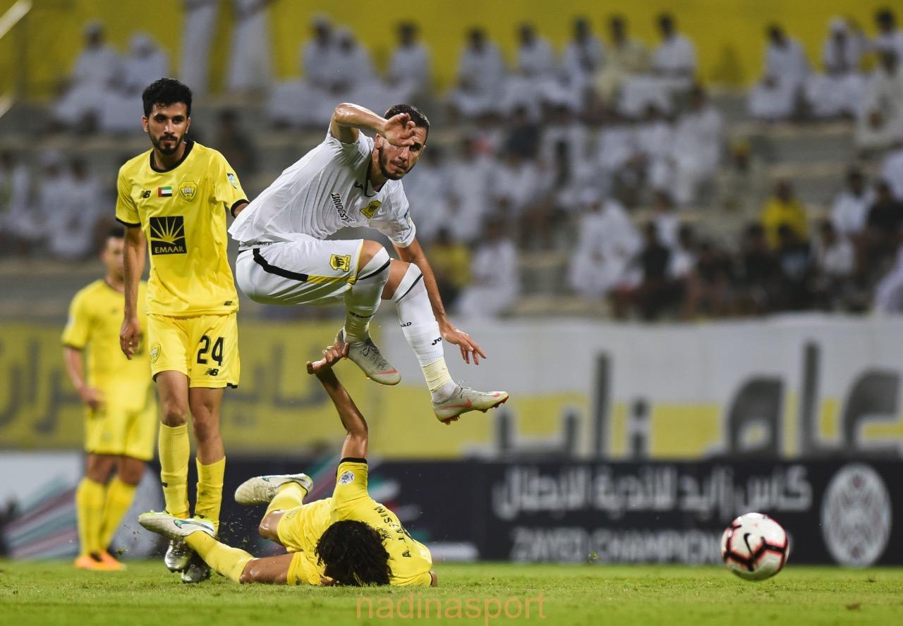 الوصل يتأهل إلى دور الـ 16 من بطولة كأس زايد