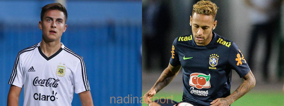 """البرازيل والأرجنتين في ختام بطولة """"سوبر كلاسيكو"""" الثلاثاء"""