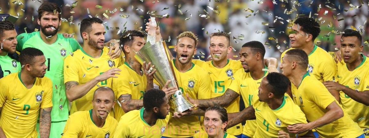 """منتخب البرازيل يتوج بطلا لـ """"سوبر كلاسيكو"""" بعد فوزه على الأرجنتين"""