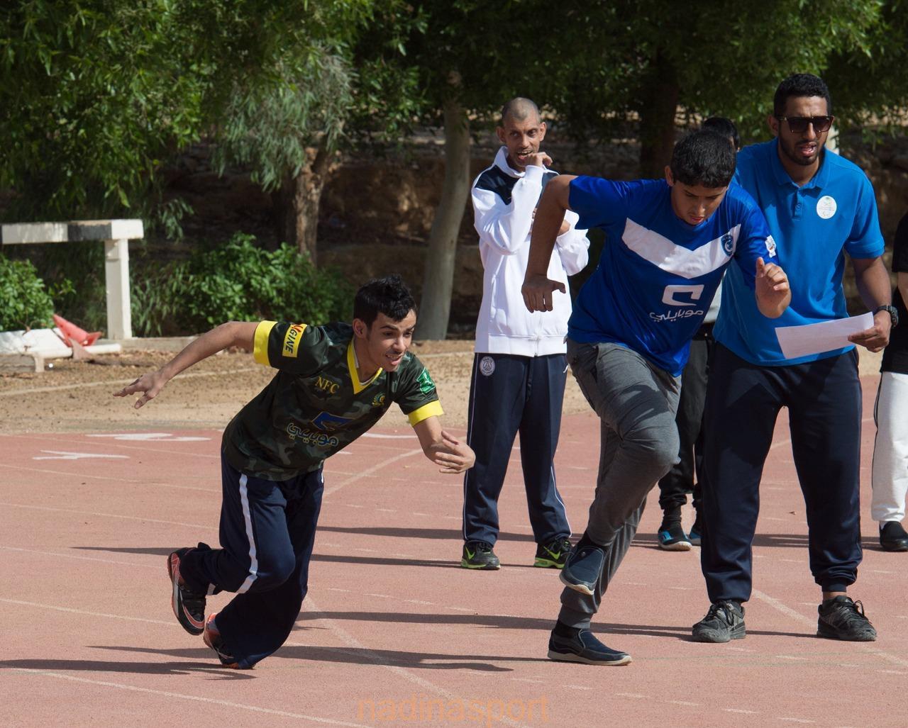 انطلاق بطولة الأولمبياد الخاص لرفع الأثقال وألعاب القوى بالرياض