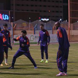 #المنتخب الوطني الأول يتعادل مع الأردن وديا استعدادا لكأس آسيا 2019