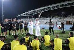 #الهلال يخصص دخل مباراة النصر لأسرة البرقان