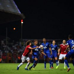 دوري كأس الأمير محمد بن سلمان للمحترفين : النصر يفوز على الاتفاق بهدفين