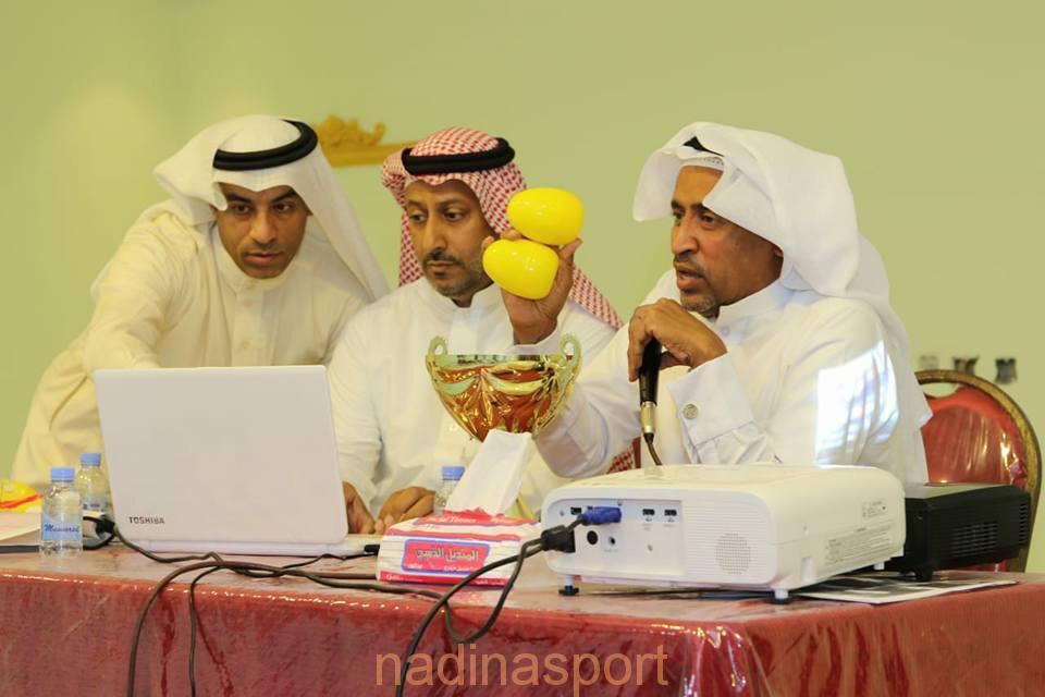 قرعة بطولة شعباوي15بمشاركة اقوى فرق حواري الاحساء