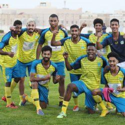 عضو شرف الفيحاء طارق الرميح يحتفي بالإدارة واللاعبين